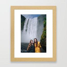 for grammy Framed Art Print
