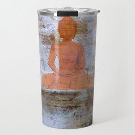 Buddha Mandala Travel Mug
