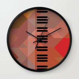 pos string and key Wall Clock