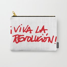 ¡Viva la Revolucion! Carry-All Pouch