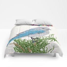 Mt Bluebird Comforters