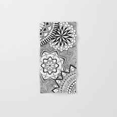 Zen circles II Hand & Bath Towel