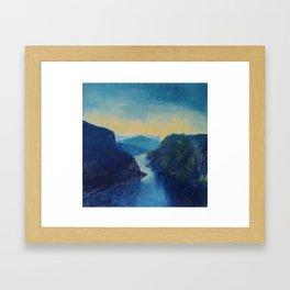 Scape 3 Framed Art Print