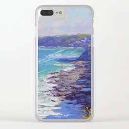 Norah Head Australia Clear iPhone Case