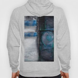 Nature Voices No.3f by Kathy Morton Stanion Hoody