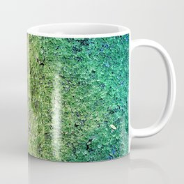 Patchwork Duckweed Coffee Mug