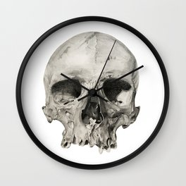 London Skull Wall Clock