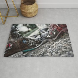 Boot Scoot Rug