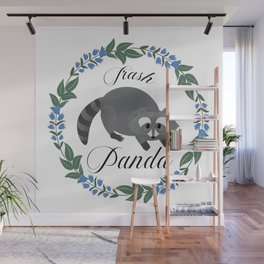 Trash Panda Wall Mural