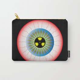 Radioactive Eye Carry-All Pouch
