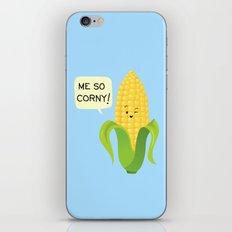 So Corny! iPhone & iPod Skin
