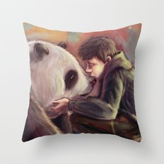 Sweet Giant Throw Pillow