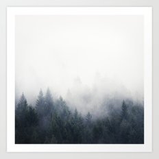 I Don't Give A Fog Art Print