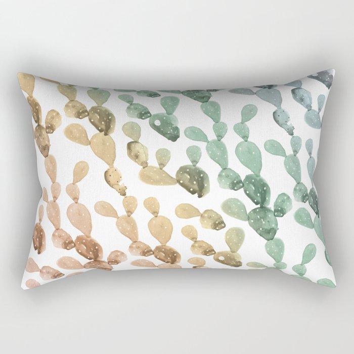 Desert Seasons Rectangular Pillow