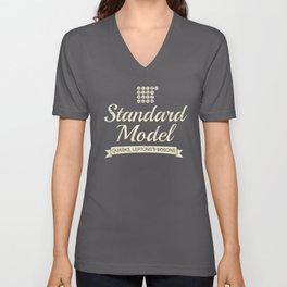 The Standard Model Unisex V-Neck