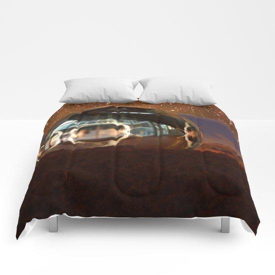The Castaway Comforters