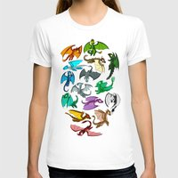 mother of dragons T-shirts featuring Dragons by prpldragon
