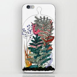 """Verve""/ Ecosphere iPhone Skin"