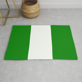 Flag of Nigeria Rug