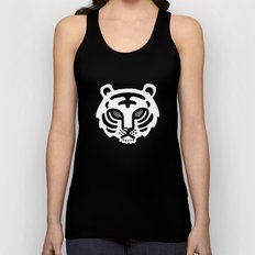 The Tiger Unisex Tank Top