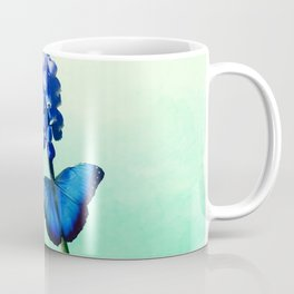 Blue bells on wings Coffee Mug