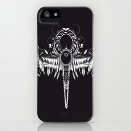 Ankh - spiritual symbol iPhone Case