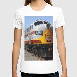 Lackawanna Railroad - Engine 664 T-shirt