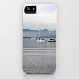 Foggy Kitsilano  iPhone Case