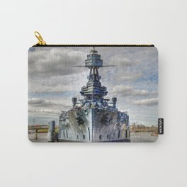 USS Texas Carry-All Pouch