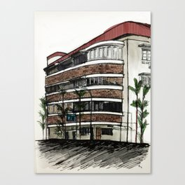 78 Yong Siak Road Canvas Print