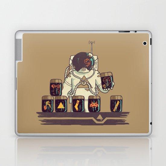 Kleptonaut Laptop & iPad Skin