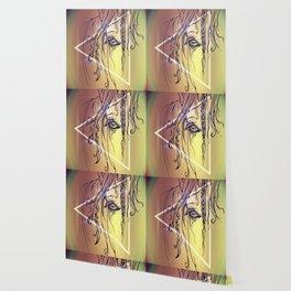 Delicate: Triangled Wallpaper
