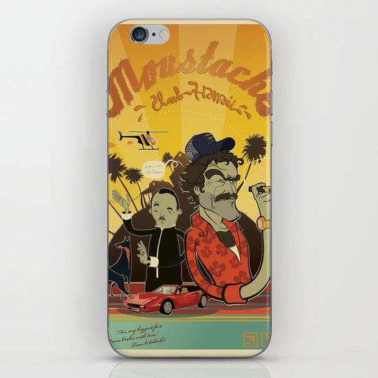 Magnum P.I iPhone & iPod Skin