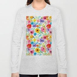 Flowers_104 Long Sleeve T-shirt