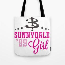 Sunnydale Girl Tote Bag