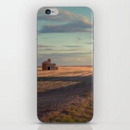Grain Elevator 23 iPhone Skin