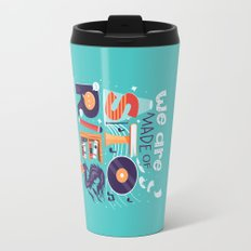 We Are Made of Stories Travel Mug