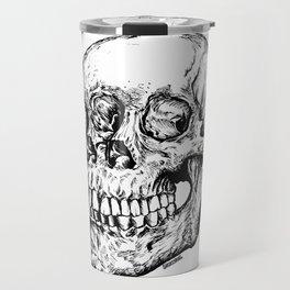 Skull Eyes Travel Mug