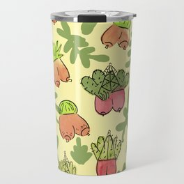 Boob Garden Travel Mug