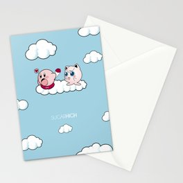 Sugar High Stationery Cards
