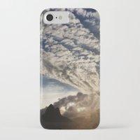 brasil iPhone & iPod Cases featuring Brasil - Leblon  by Claudia Araujo