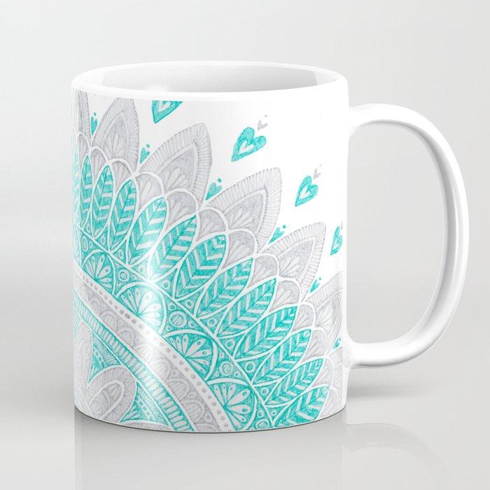 FLOWER. Coffee Mug