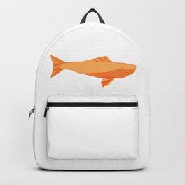 Origami Carp Backpack