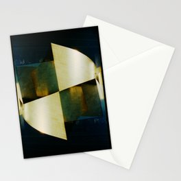 Disney Concert Hall (35mm multi exposure) Stationery Cards