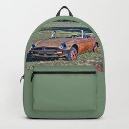 MG B Backpack