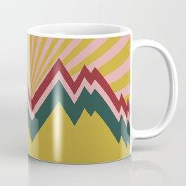 Karma Mountains Coffee Mug