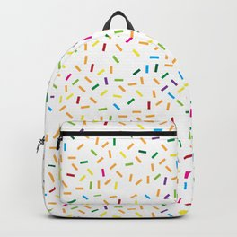 Donuts Texture Backpack