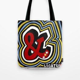And And Tote Bag
