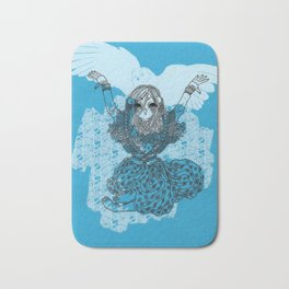 Mori Girl Winter Bath Mat