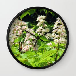 chestnuts Wall Clock